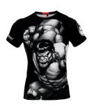 POUNDOUT Rashguard short Marvel Hulk 2.0