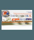 Gold Omega-3 D3 + K2