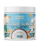 SMARTY SNACKS Coconut-Almond 500g