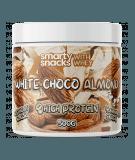 SMARTY SNACKS White-Choco Almond with whey 500g