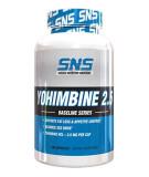 SNS Yohimbine 2.5 100 caps.