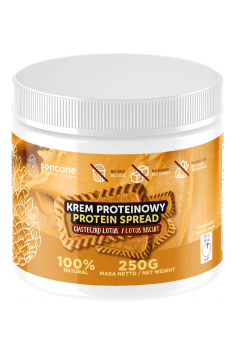 Lotus Cookie Flavored Protein Cream