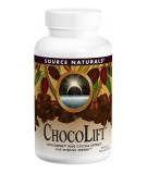 SOURCE NATURALS ChocoLift 500mg 60 caps.