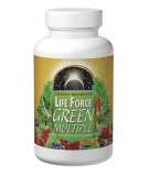 SOURCE NATURALS Life Force Green Multi 180 tab.