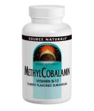 SOURCE NATURALS Methylcobalamin 1mg 120 tab.