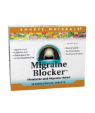 SOURCE NATURALS Migraine Blocker 48 tab.