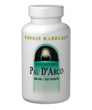 SOURCE NATURALS Pau D'Arco 500mg 250 tab.