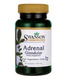 SWANSON Adrenal Glandular 60 caps.