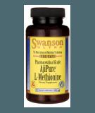 SWANSON AjiPure L-Methionine 60 caps.