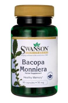 Bacopa Monniera 50mg