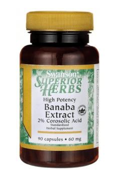 Banaba Extract 60mg