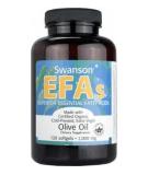 SWANSON EFAs Olive Oil 120 softgels