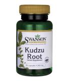 SWANSON Kudzu Root 500mg 60 caps.
