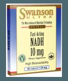 SWANSON NADH 30 tab.