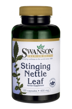 Stinging Nettle Leaf 400mg
