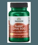 SWANSON Super DHA 500 30 softgels