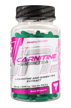 L-Carnitine + Green Tea SoftGel